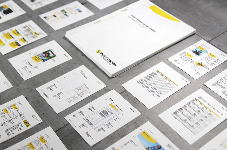 HUK-COBURG Designguideline