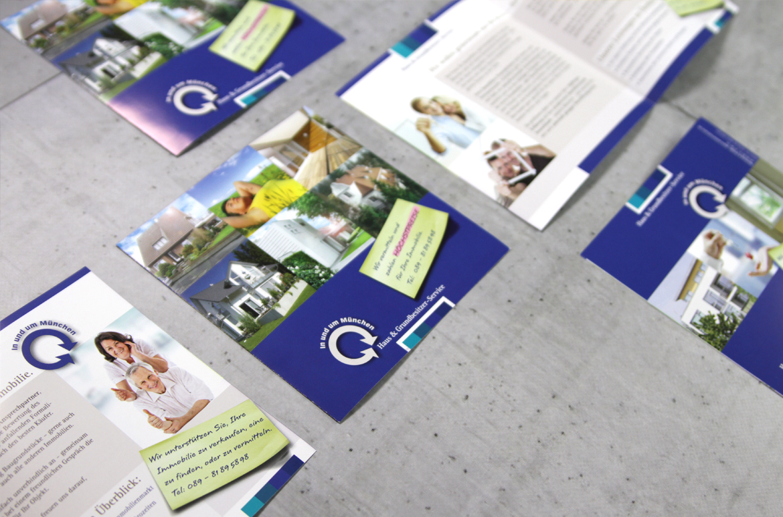 Immobilienprospekt München