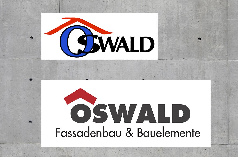 Logorelaunch Oswald