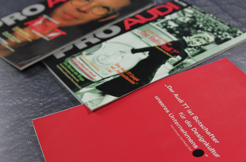 Pro Audi Magazin