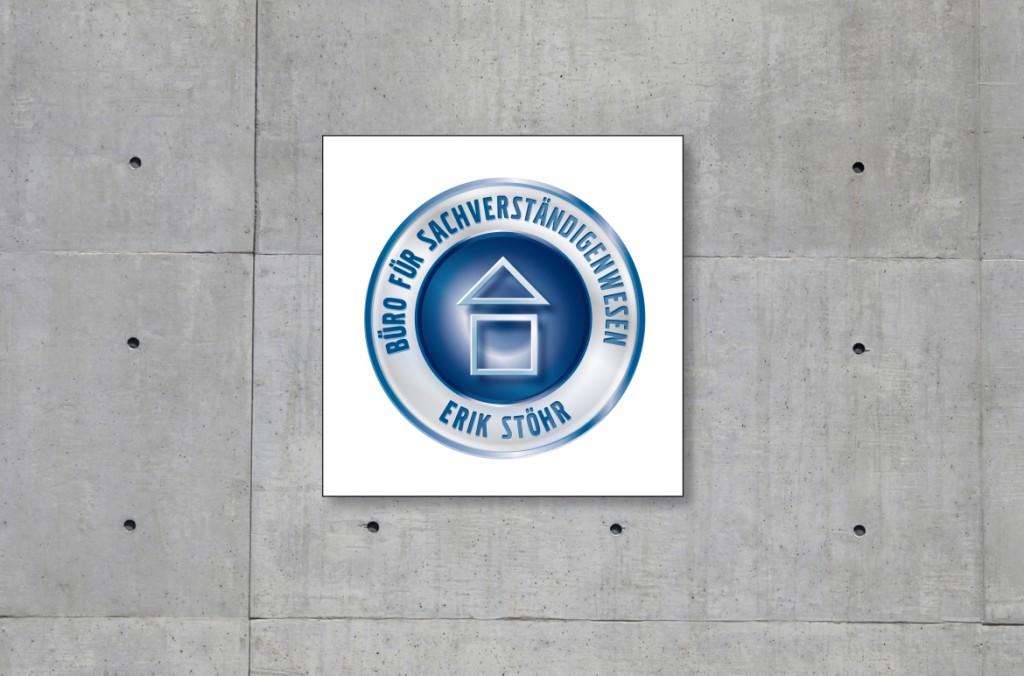 Logoentwicklung Erik Stöhr