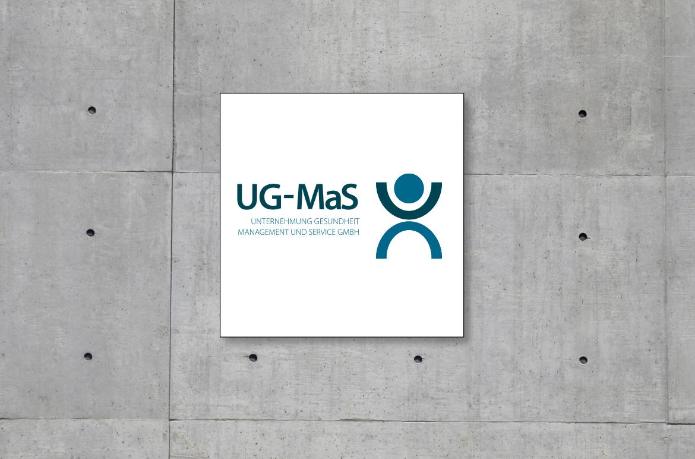 Logoentwicklung UG-MaS